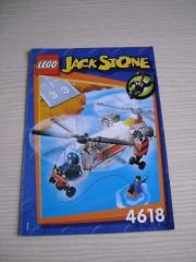 Lego 4618 Transporthubschrauber