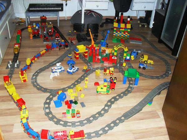Lego duplo eisenbahn mal und feuerwehr u v m in