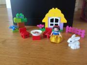 Lego Duplo Schneewittchen