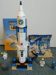 Lego Weltraum-Rakete -