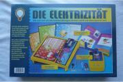 Lernspiel Elektrotechnik -Neu- noch eingeschweißt
