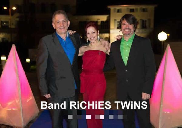 Liveband RiCHiES TWiNS - Band Partyband