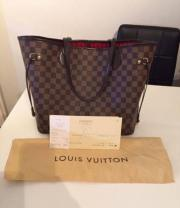 Louis Vuitton Handtasche Neverfull