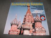 LP Schallplattensammlung Russische Volkslieder etc