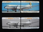 Lufthansa Telefonkarten