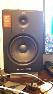 M-Audio Anlage
