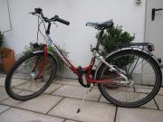 Mädchen Alu- Fahrrad