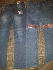 Mädchen Jeans hosen