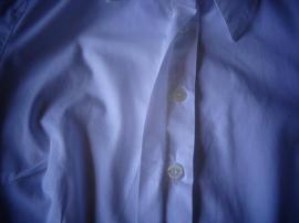 Jugendbekleidung - Mädchenbekleidung Bluse Gr 32 weiß