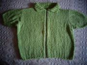 Mädchenbekleidung Jacke, Strickjacke