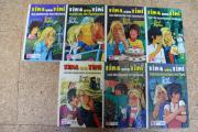 Mädchenbücher, viele verschiedene