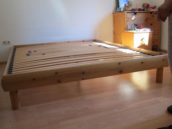 massivholzbett wei gebraucht kaufen nur 4 st bis 60 g nstiger. Black Bedroom Furniture Sets. Home Design Ideas