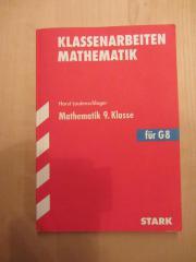 Mathematik Klassenarbeiten 9.