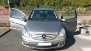 Mercedes B170 - top