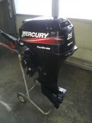 Mercury Außenborder 25