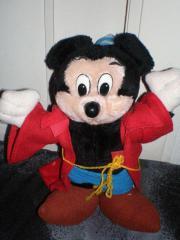 Micky Maus als Zauberer