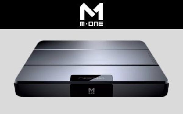 micromega M-One » Verstärker, Equalizer, Receiver