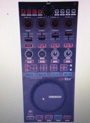 Midi Controller 4Deck