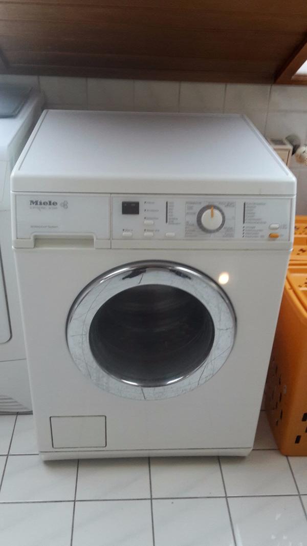 miele waschmaschine gebraucht kaufen nur 2 st bis 75. Black Bedroom Furniture Sets. Home Design Ideas
