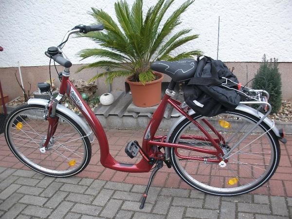 mifa fahrrad 26 39 rahmenh he 46cm mit tiefeinstieg in falkenberg damen fahrr der kaufen und. Black Bedroom Furniture Sets. Home Design Ideas