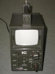 Military-Look-Fernseher