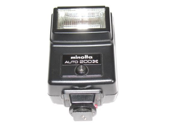 Minolta Blitz Auto 200 X