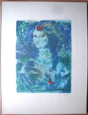 Moderne Lithografie 1976