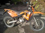 Moped Rieju MRX