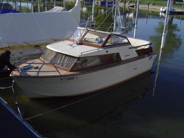 Motorboot, Holzboot (Werftbau) » Motorboote