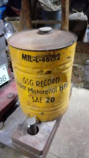 Motorenoel GSG RECORD