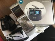 Motorola RAZR V3 VGA-Digitalkamera sehr