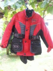 Motorrad-Schutzkleidung, Pocketbike-