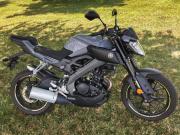 Motorrad Yamaha MT125