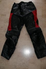Motorradlederhose Lederhose MQP Gr 42