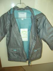 neue Jacke von Verbaudet in