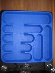 Neuwertiger Besteckkasten Besteckeinsatz für Küchenschublade