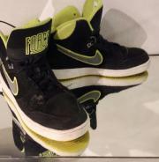 Nike Force schwarz/