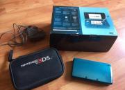 Nintendo 3DS Blau