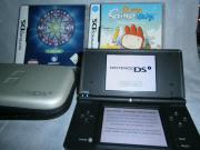 Nintendo DSi - schwarz -