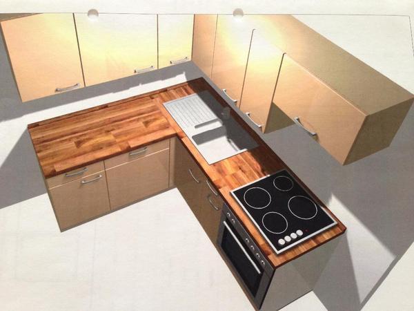 nobilia k che cappuccino hochglanz in berlin k chenzeilen anbauk chen kaufen und verkaufen. Black Bedroom Furniture Sets. Home Design Ideas