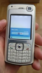 Nokia N70 silver