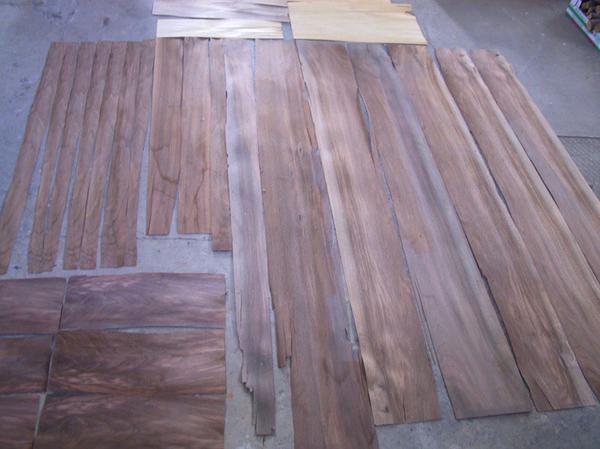nu baum furnier echtholz furnier in heuchelheim holz kaufen und verkaufen ber private. Black Bedroom Furniture Sets. Home Design Ideas