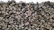 Ofenfertig brennholz