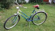 Oldtimer Mifa-Fahrrad