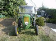 Oldtimer Traktor Wahl