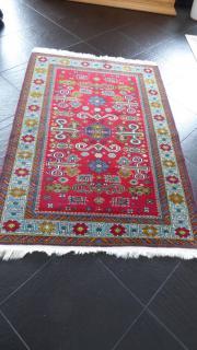 Orientteppich KAZAK handgegnüpft