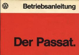 Original Betriebsanleitung VW Passat