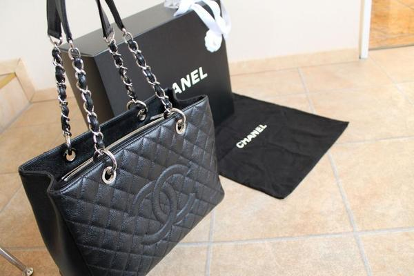 original chanel tasche bag gst uvp neu in m nchen taschen koffer accessoires kaufen und. Black Bedroom Furniture Sets. Home Design Ideas