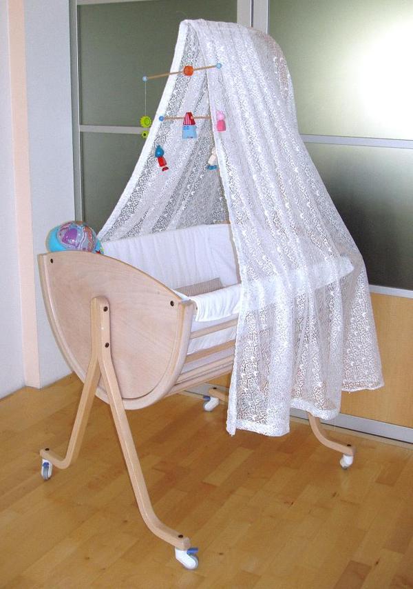 Stubenwagen für zwillinge  Original Stokke Stubenwagen - ein Bett zum träumen !! Achtung ...