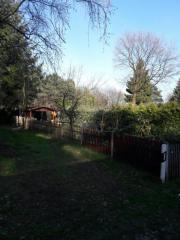 Pacht Garten zu